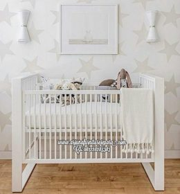 Box Bayi Minimalis Putih Terbaru