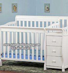 Box Tempat Tidur Bayi Mewah Terbaru
