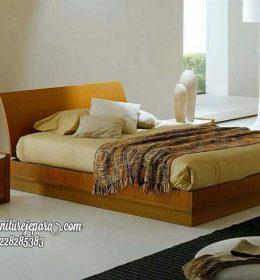 Harga Tempat Tidur Minimalis Natural Terbaru
