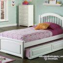 Tempat tidur anak sorong Minimalis Terbaru