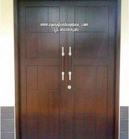 Harga Model Pintu Rumah 2 Pintu Terbaru