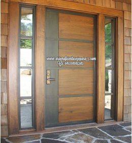 Harga Pintu Rumah Utama Modern