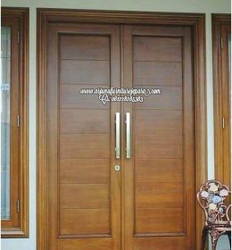 Harga Pintu Rumah Minimalis Jati