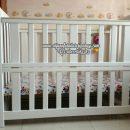 Box Ranjang Bayi Putih Terbaru
