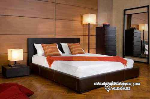 Tempat Tidur Minimalis Jepara Terbaru