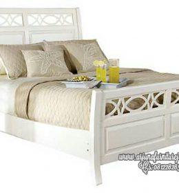 Jual Tempat Tidur Minimalis Cat Duco