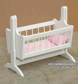 Tempat Tidur Bayi Ayunan Terbaru