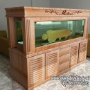 Harga Lemari Aquarium Minimalis Betawi