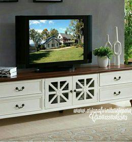Harga Meja Tv Cat Duco Minimalis Modern
