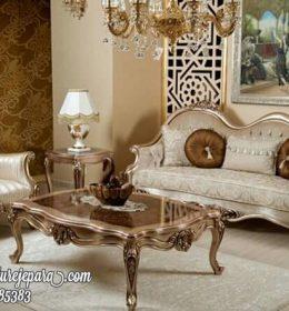 Jual Set Kursi Tamu Sofa Ukir klasik Cat Duco