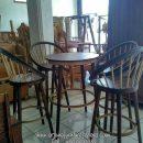 Desain Meja Kursi Cafe Modern