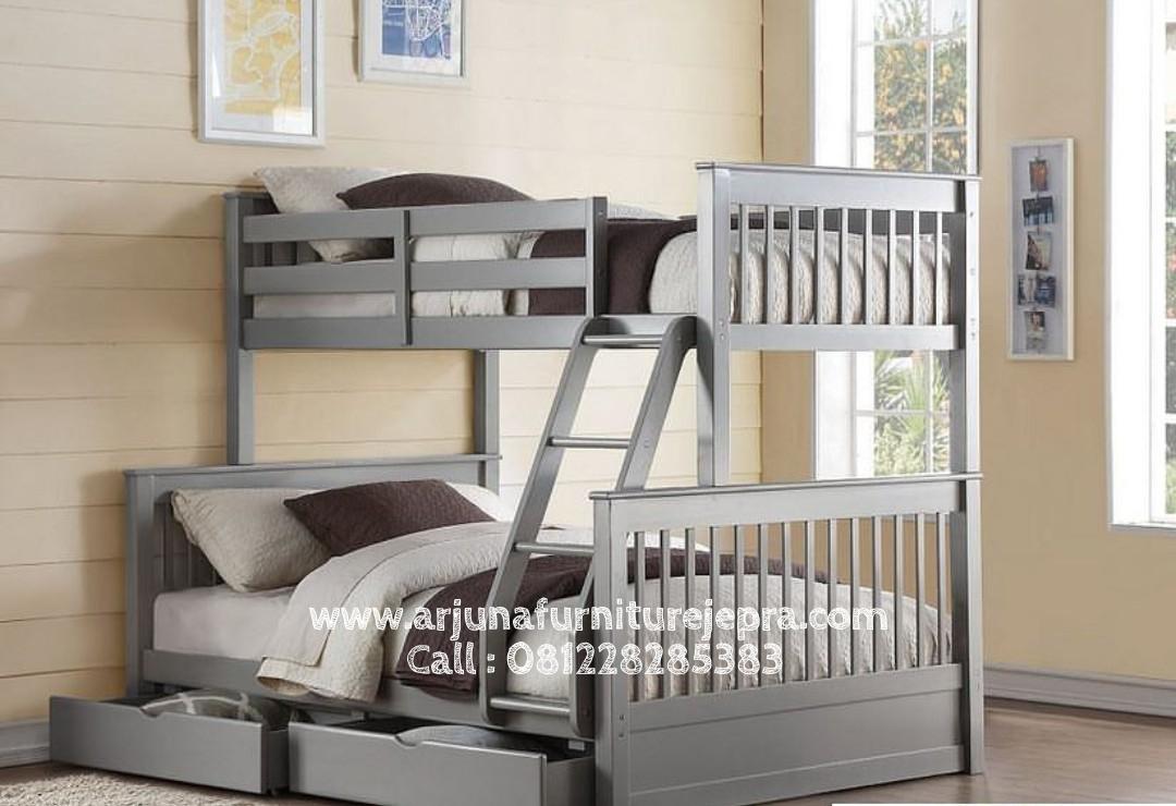 Model Tempat Tidur Tingkat