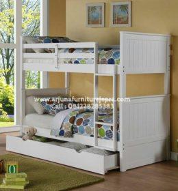 Model Tempat Tidur Tingkat Minimalis Duco