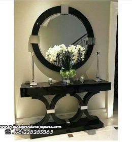 Harga Meja Console Cermin Minimalis Modern