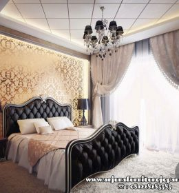 Harga Set Tempat Tidur Minimalis Klasik Jepara