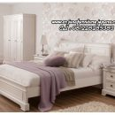 Harga Set Tempat Tidur Minimalis Putih Duco