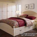 Desain Tempat Tidur Laci Minimalis Terbaru