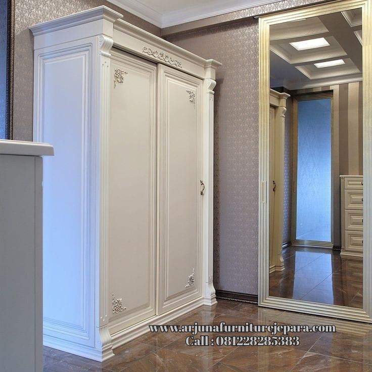 Model Lemari Pakaian Minimalis Klasik Terbaru Almari Pakaian Klasik