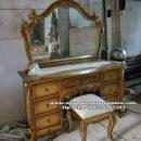 Harga Produk Meja Rias Klasik Furniture Jepara