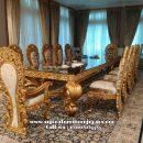 Produk Set Kursi Meja Makan Luxury