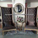 Sofa Santai Classic Gold Duco Mewah Kursi Teras Klasik Terbaru