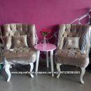 Set Kursi Teras Shabby Sofa Santai Sofa Keluarga