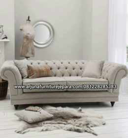 Sofa Chester Ruang Keluarga Sofa Santai