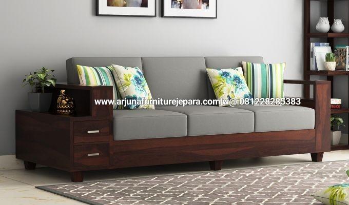Desain Sofa Ruang Keluarga Terbaru Bangku Minimalis Modern