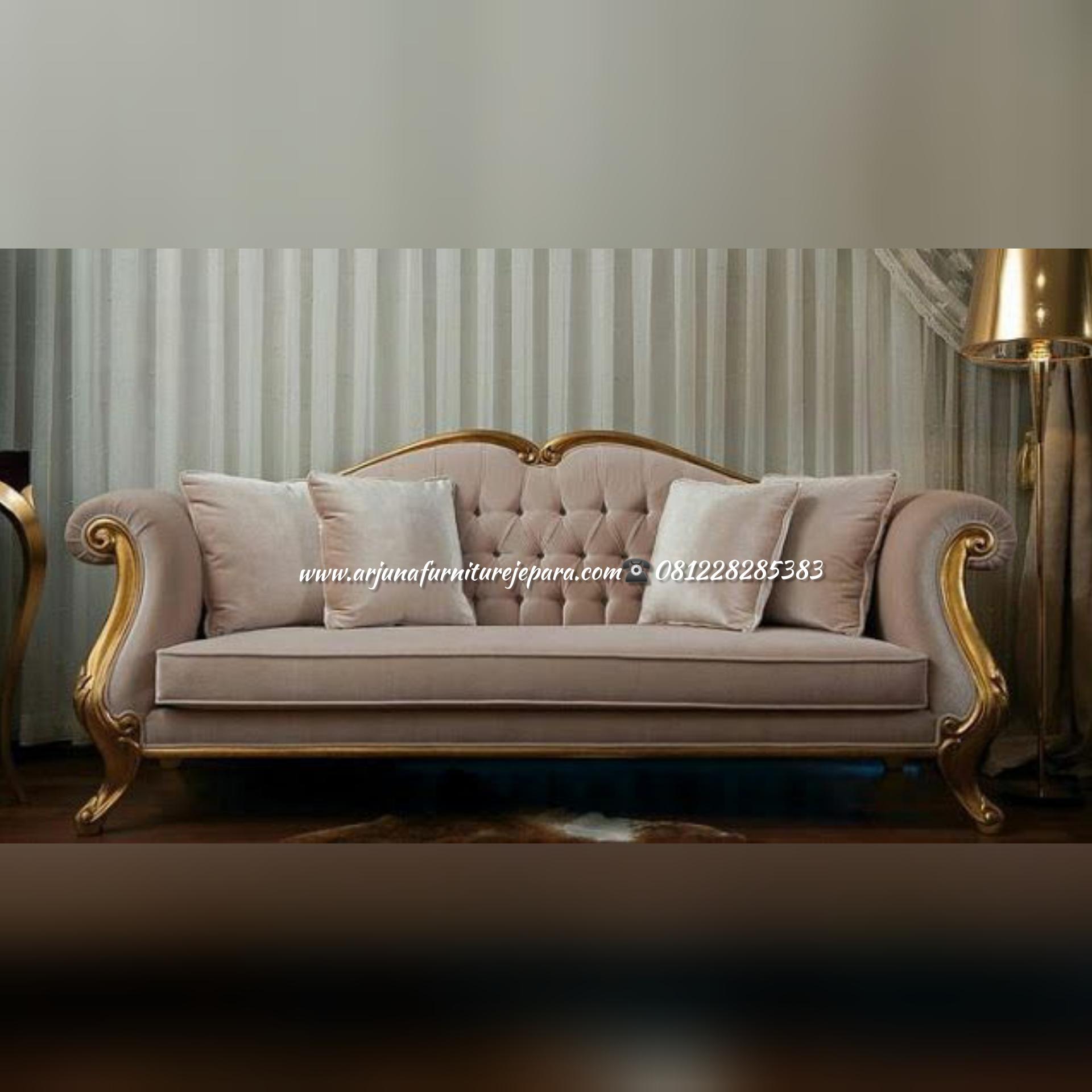 Sofa Ruang Keluarga Model Classic