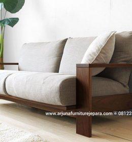 Kursi Sofa Santai Depan Tv Bangku Ruang Keluarga