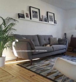 Harga Sofa Ruang Keluarga Model Retro Sofa Minimalis