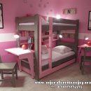Set Tempat Tidur Susun Dan Meja Belajar Dipan Tingkat