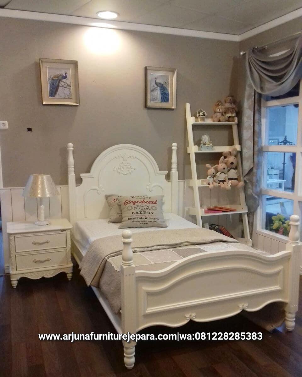 Harga Tempat Tidur Anak Mewah Dipan Classic Terbaru